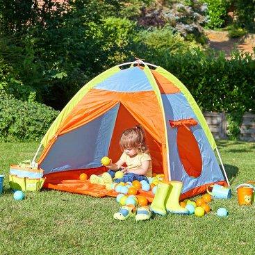 Tent & 100 balls - Kids