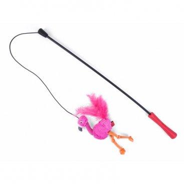 Nip-it Flamingo Tickle Stick