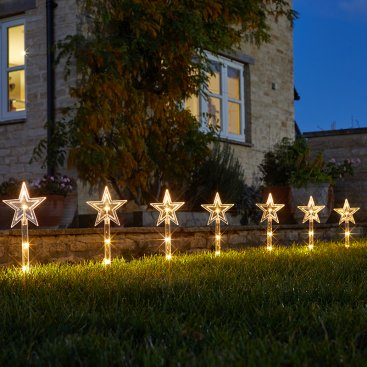 StarDécor Stakes - Set of 8