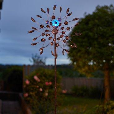 Solar Windspinners