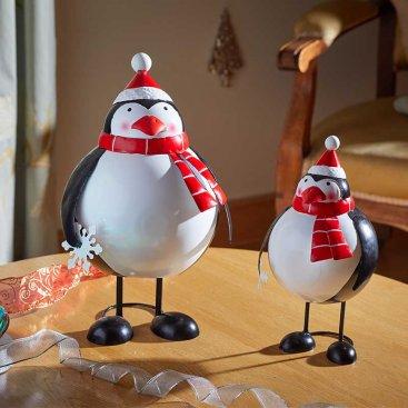 Bobbly Penguin - Extra Large