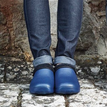 Lined Clogs