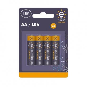 AA Alkaline Battery Blister