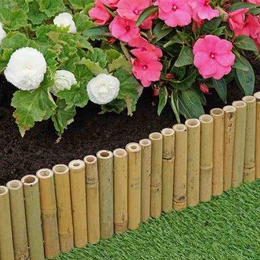 Bamboo Edging - 1m x 15cm