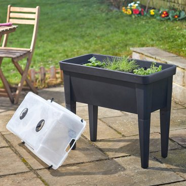 GroZone Patio Planter