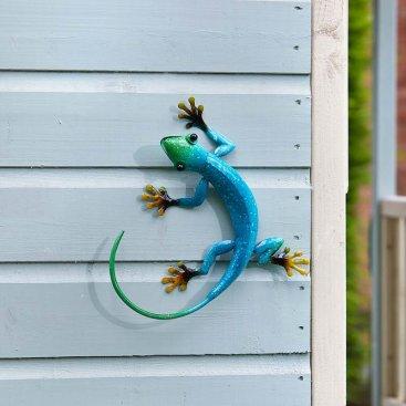 Decor Gecko - Azure