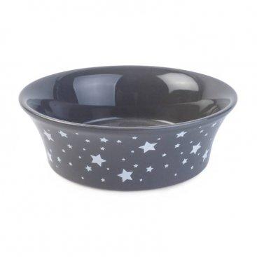 15cm Flared Starry Ceramic Bowl