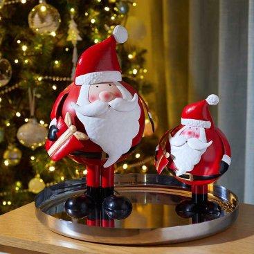 Wibbly Santa - Extra Large