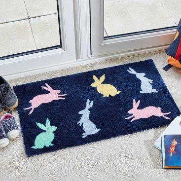 Bright Bunnies 45x75cm
