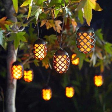 Smart Solar Decorative Lighting