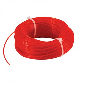 2.4mm Dia. Trimmer Line - 20m Red