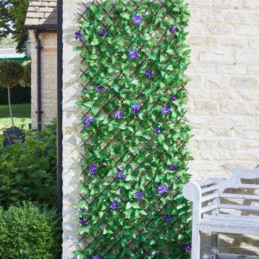 Lilac Bloom 180 x 90cm Trellis
