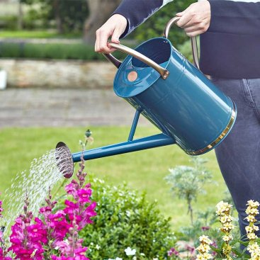 Watering Can 9L, Blue