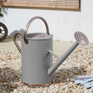 Watering Can 9L, Slate