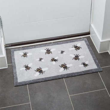 Busy Bees Ritzy Rug 45x75cm