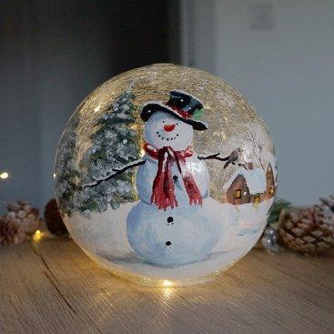 Frosty LightSphere