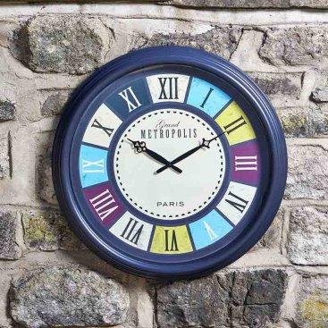 Grand Café Wall Clock