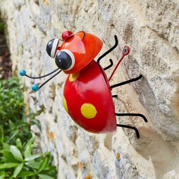 Looney Ladybug Decor - Medium