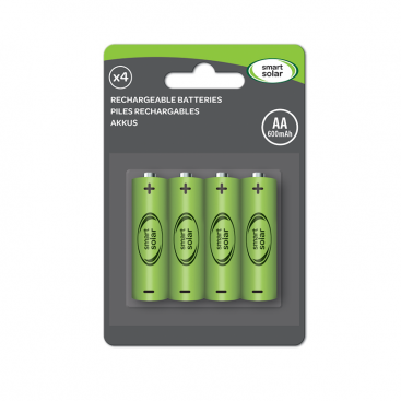 Smart Rechargeable Batteries