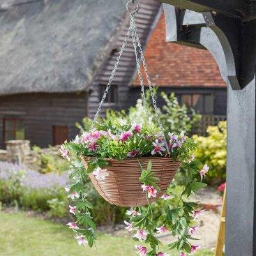 Easy Baskets - Star Gazing Lilies