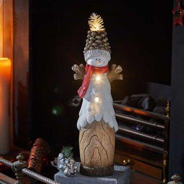 Pine Cone Frosty