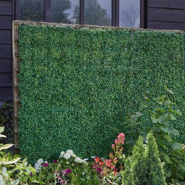 Boxwood Screening Panel 60x40cm