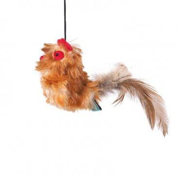Nip-it Catnip Teaser Hen