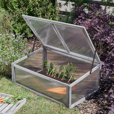 Timber GroZone Coldframe, FSC 1