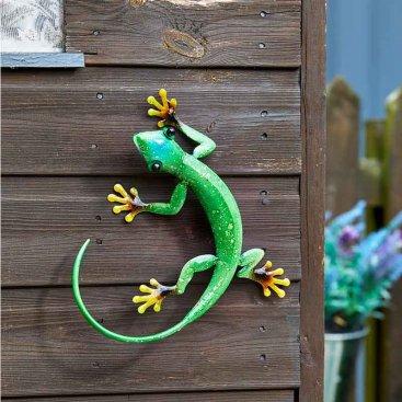 Decor Gecko - Emerald