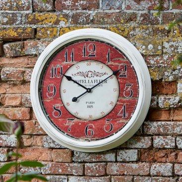 Grenoble Wall Clock
