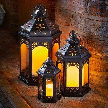 Sahara Lantern Trio