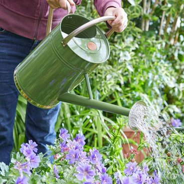 Watering Can 9L, Sage Green