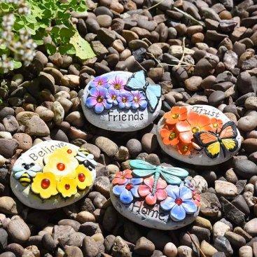 Elvedon Pebbles