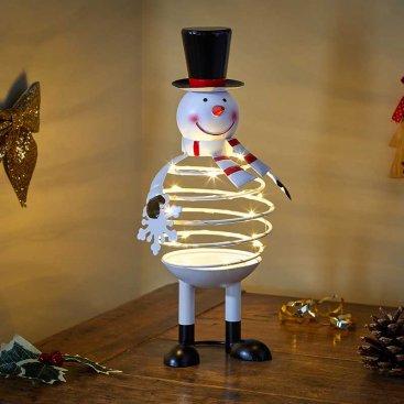 SpiraLite Snowman
