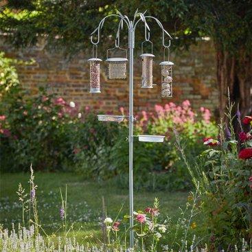 Wild Willow Bird Feeding Station